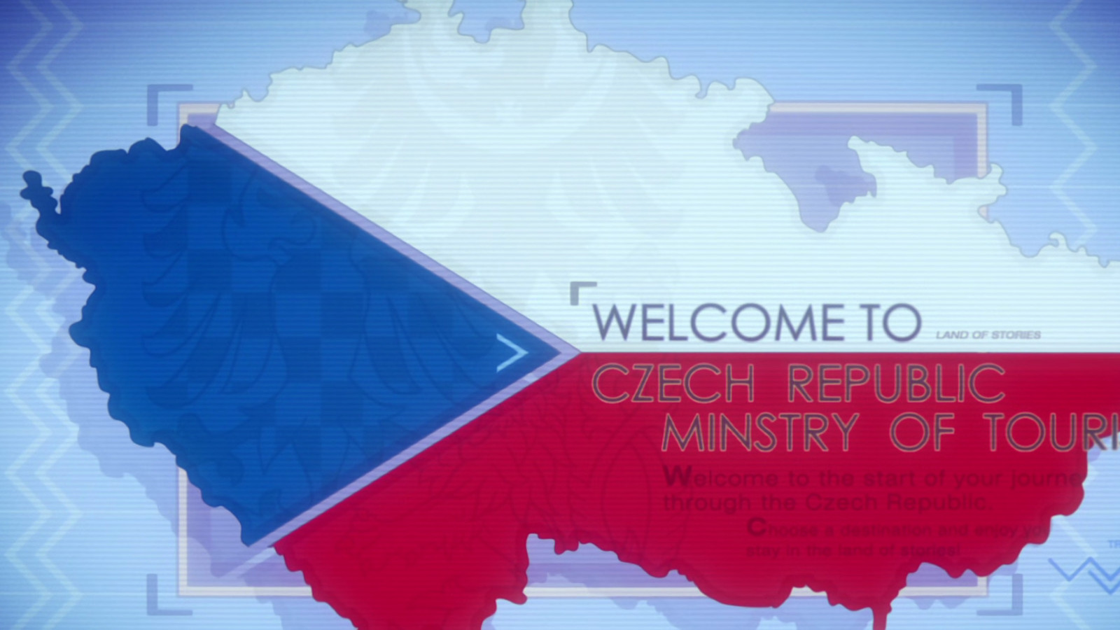The Czech Republic in Anime - Hitokage Production